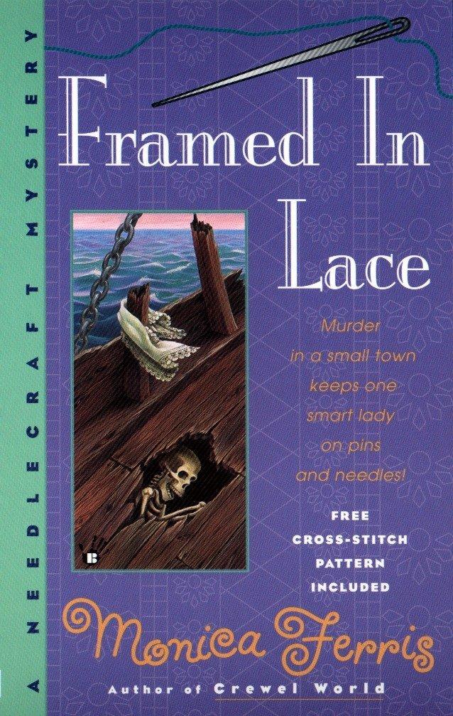 Framed in Lace (A Needlecraft Mystery) PDF ePub ebook
