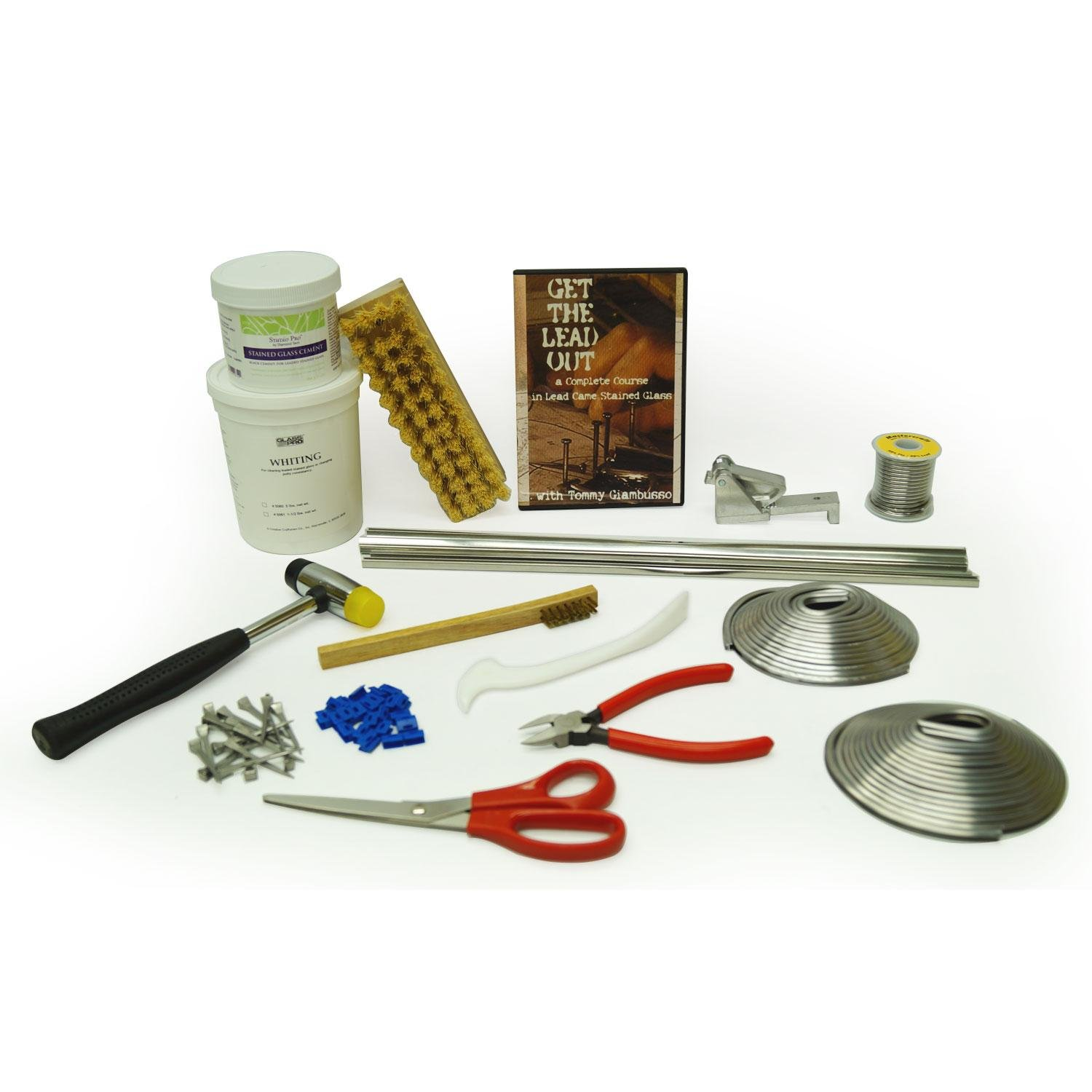 Delphi Glass Ultimate Lead Upgrade Tool Kit