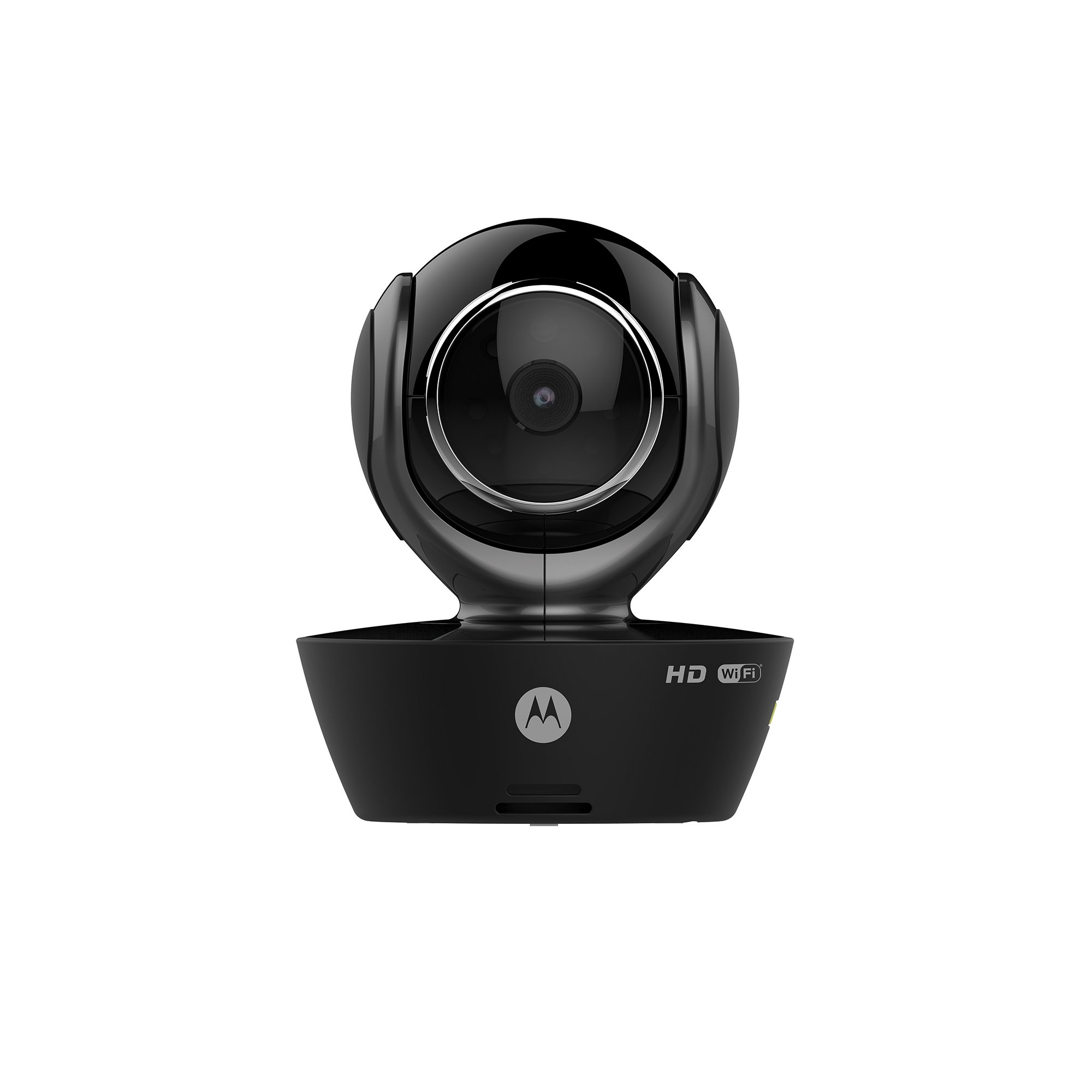 Motorola FOCUS85-B Wi-Fi HD Home Monitoring Camera with Remote Pan, Tilt and Zoom (Black) by Motorola Home