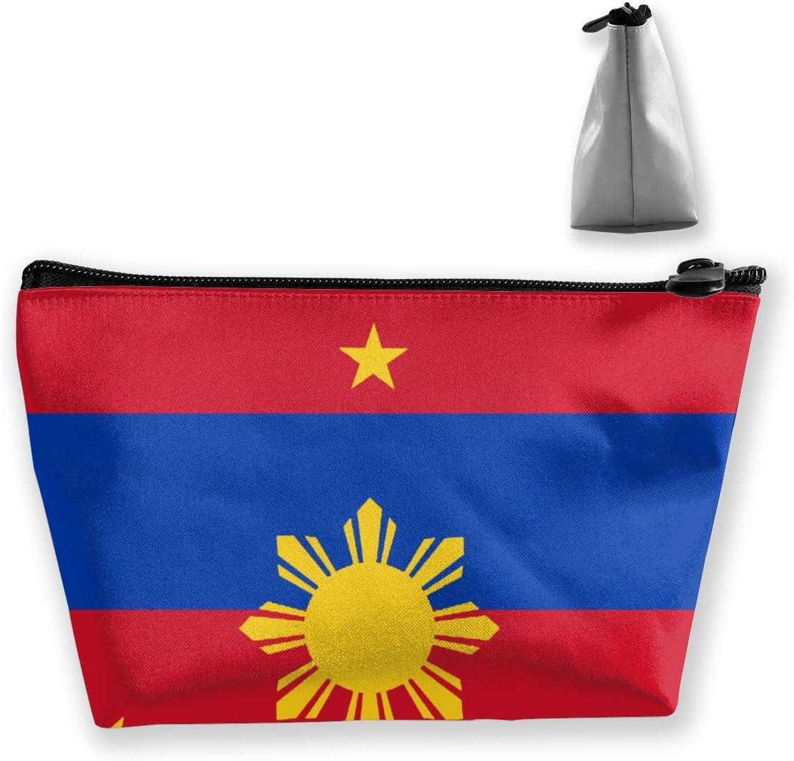 Originality Philippines Flag Zipper Bag Coin Organizer
