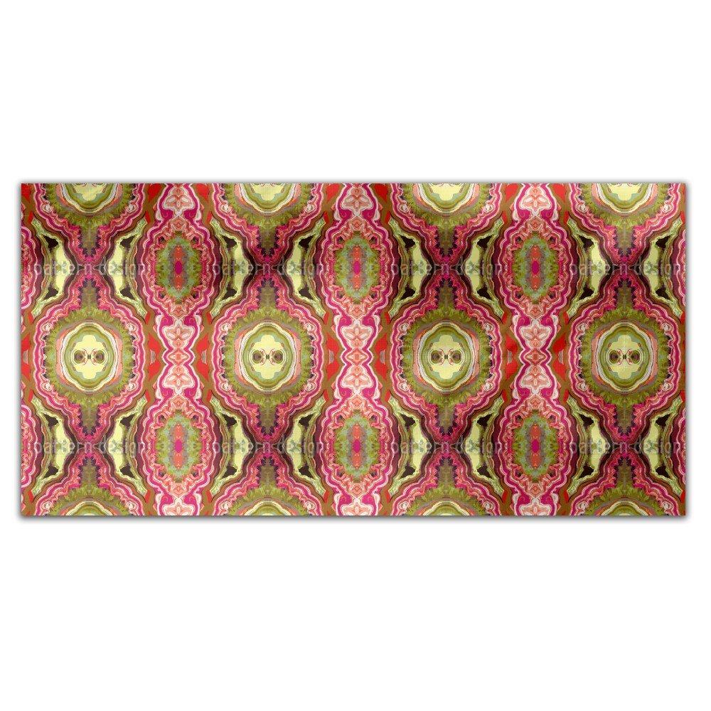 India Express Rectangle Tablecloth: Medium