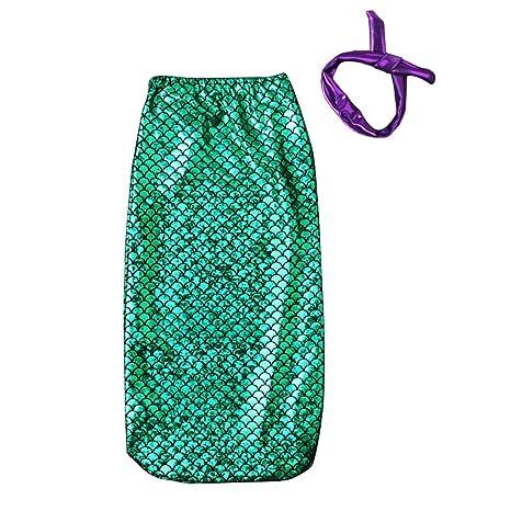 DORA Pocket Saco de dormir para bebé infant pescado Escalas – Kick Quilt con pañuelo