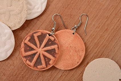 Amazon com : Slavic Amulet Earrings
