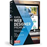 Xara Web Designer Premium - Version 12 - Create Professional, Mobile-Ready Websites, No HTML Skills Required