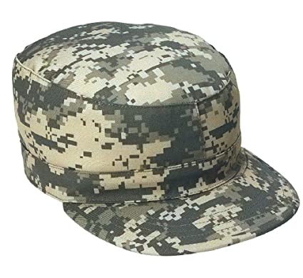 d8f3df617c2 Image Unavailable. Image not available for. Color  BlackC Sport Patrol Hat  Camouflage Military Fatigue Camo