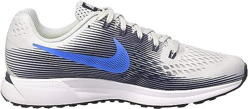 Nike Air Zoom Pegasus 34, Chaussures de Running Compétition Homme