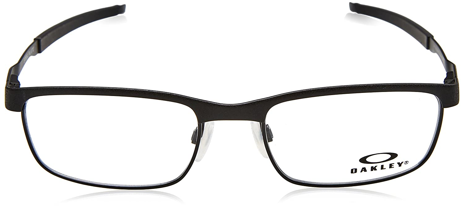 c7e4dc863 Oakley - Steel Plate (52) - Powder Coal Frame Only at Amazon Men's Clothing  store: