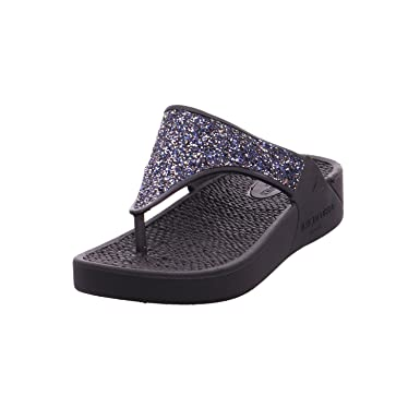 f234695f0 Amazon.com  Ilse Jacobsen Cheerful 01 Womens Sandals Metallic  Clothing