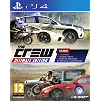 Ubisoft The Crew Ultimate Edition [Playstation 4]