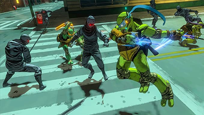 Activision Teenage Mutant Ninja Turtles: Mutants in ...