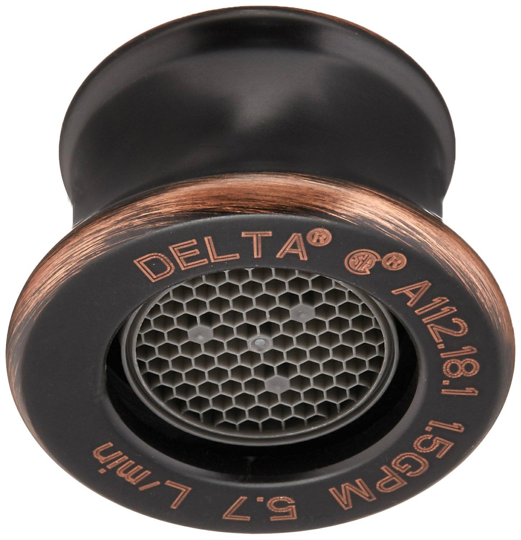 Delta RP62152OB Porter Aerator, Oil Bronze
