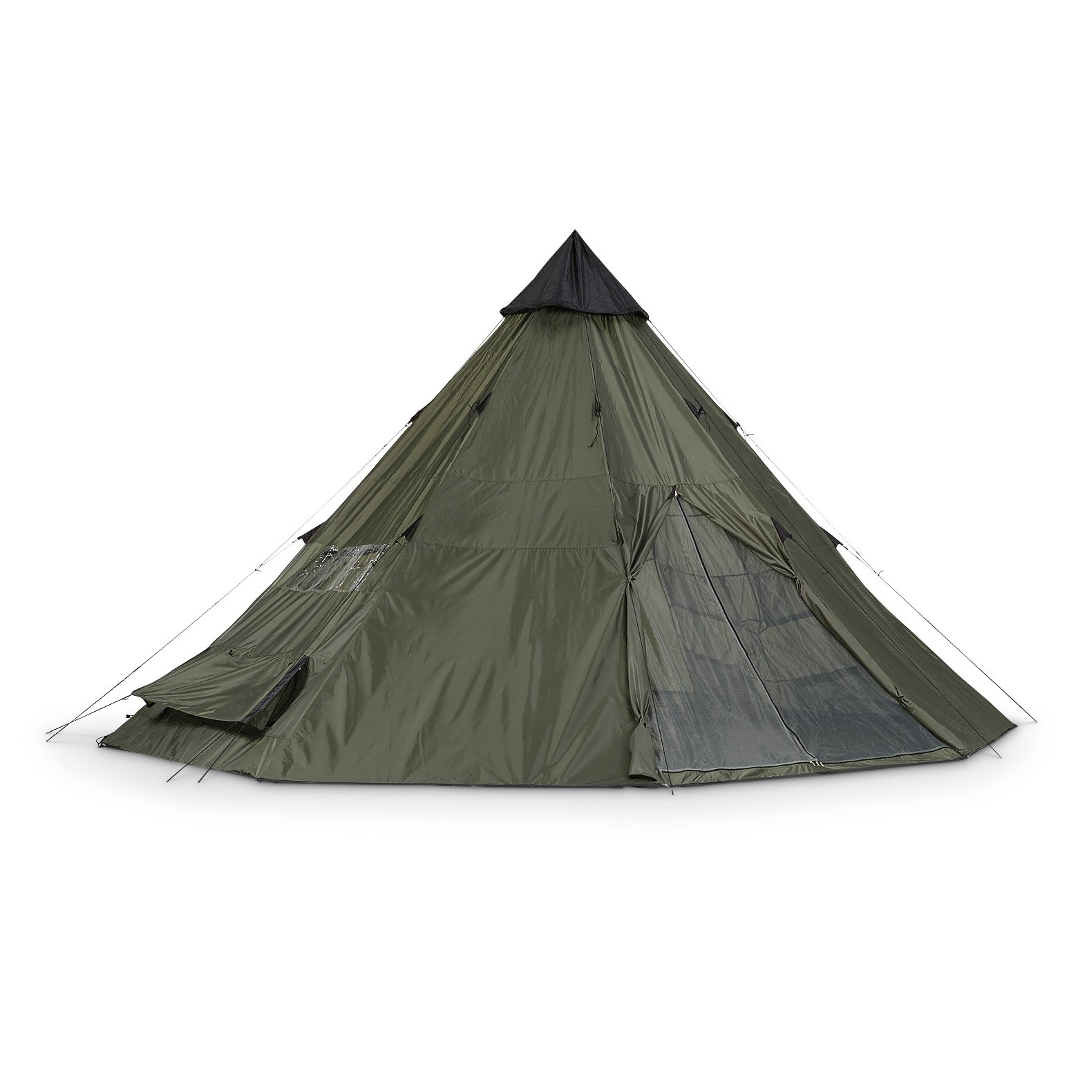 Guide Gear Teepee Tent 18' x 18'