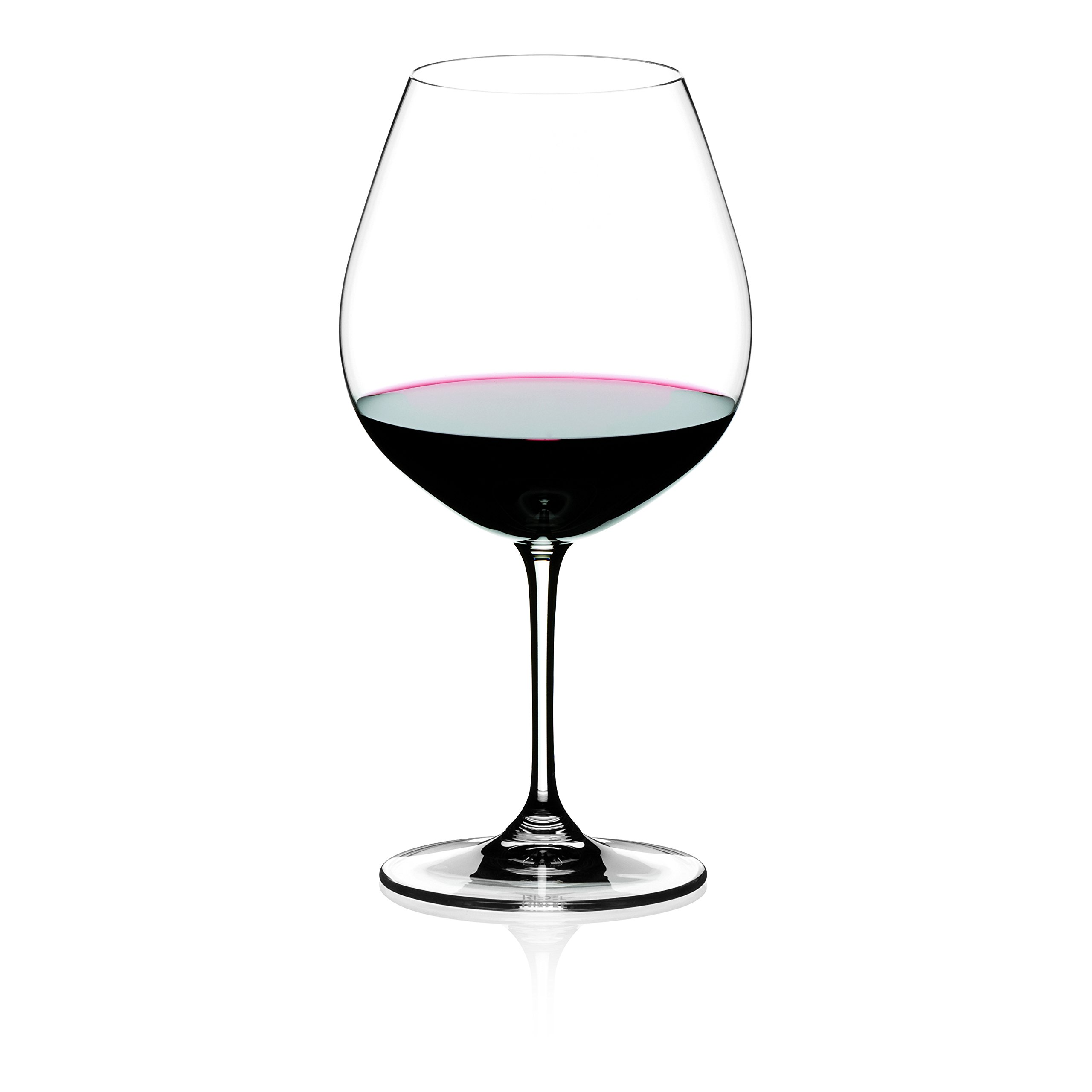 Riedel Vinum Leaded Crystal Pinot Noir/Burgundy Wine Glass, Set of 4