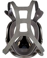 3M - XA07708242 (6800) - Masque Complet Confort Réutilisable - 1 Pièce - Gris