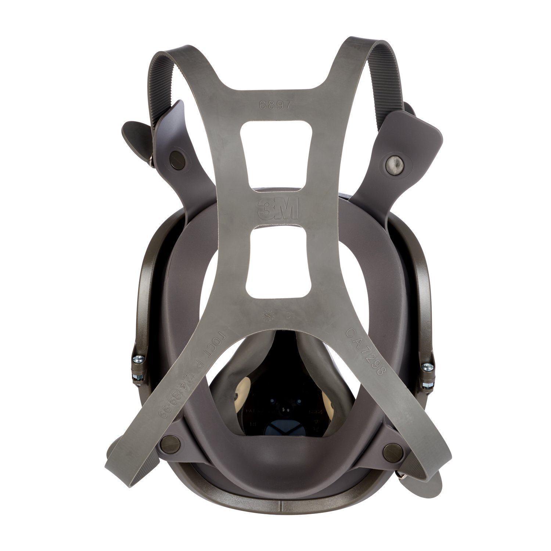 M S Máscara completa mediana elastómero