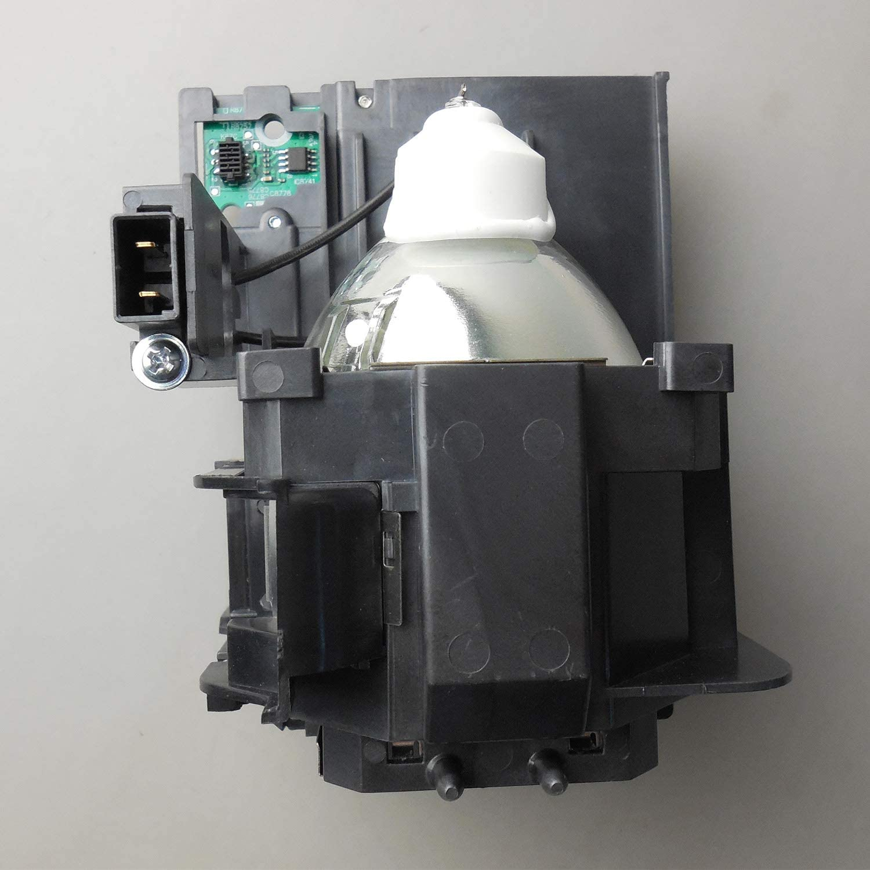 CTLAMP Premium Quality ET-LAEF100 with Phoenix Original Lamp Burner Projector Lamp Bulb with Housing Compatible with PANASONIC PT-EW550 PT-EW550L PT-EW650 PT-EW650L with 365 Days Warranty