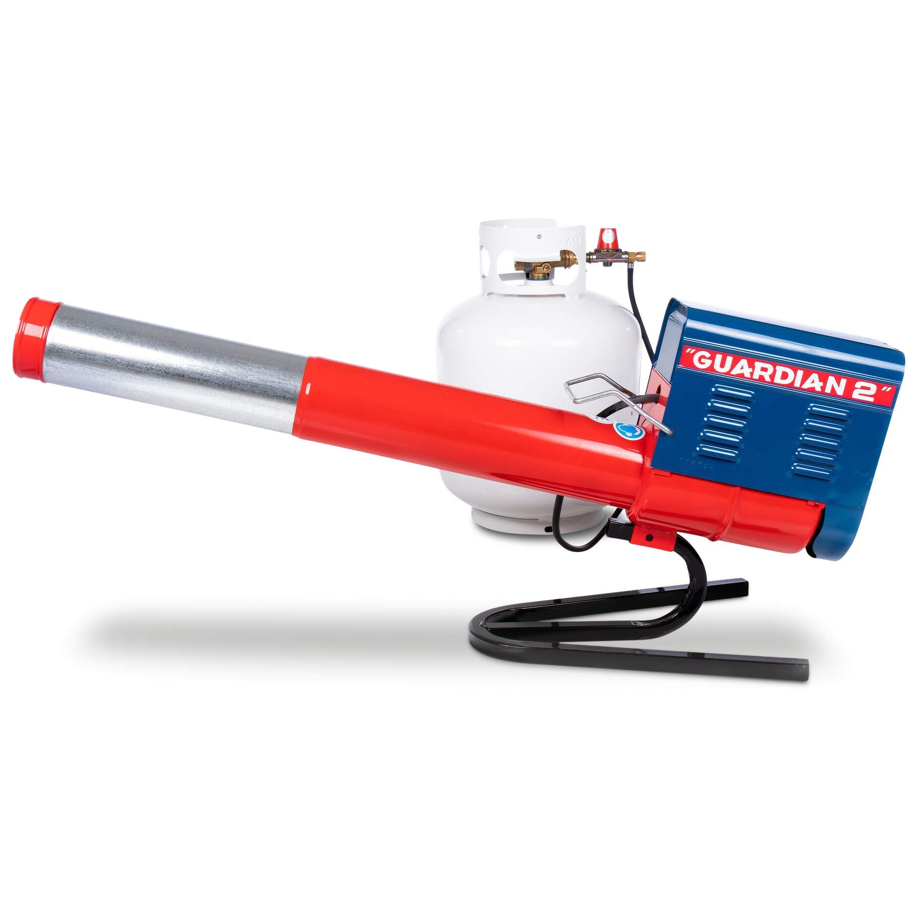 Good Life, Inc Guardian G2 Bird & Wildlife Propane Gas Scare Cannon - Perfect for Industrial & Agricultural Applications