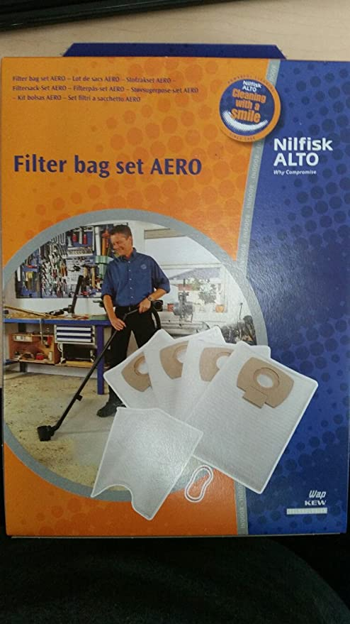 Dust Bags for Aero, 4/pk - - Amazon.com