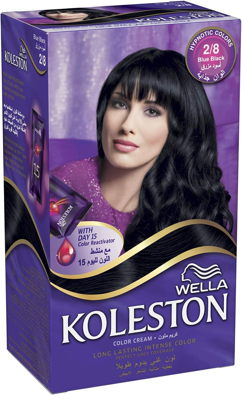Wella Koleston Color Cream Kit Blue Black 2 8 Price In Saudi Arabia Amazon Saudi Arabia Kanbkam