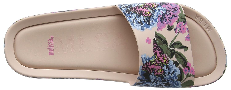 Melissa Damen Beach Pantoffeln Slide 3D Pantoffeln Beach Rosa (Blush) 6ebfaa