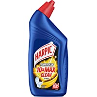 Harpic Power Plus All in One Toilet Cleaning Gel, Citrus, 450ml