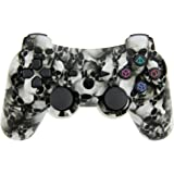 Controller Wireless Dual Vibration Sixaxis Gamepad Joystick per Playstation 3 PS3