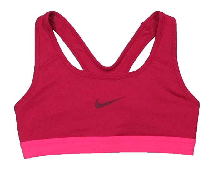 c66a8a1677bfd Nike Pro Womens Classic Compression Sports Bra at Amazon Women s ...