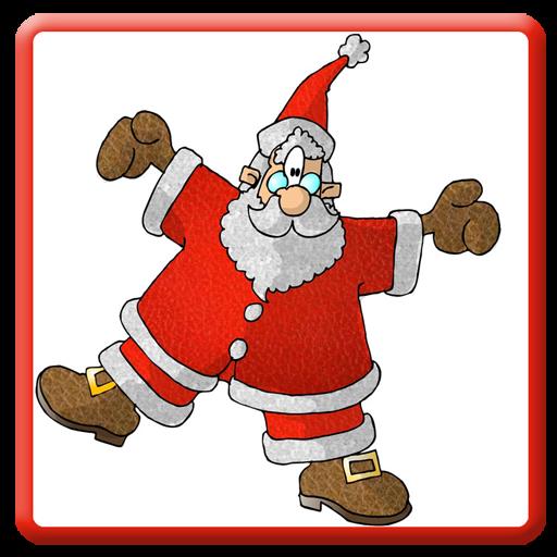 - Santa Splat Theme