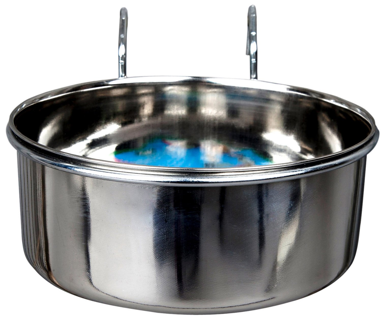 Advance Pet Products Stainless Steel Coop Cups with Hook, 48-Ounce by Advance Pet Products