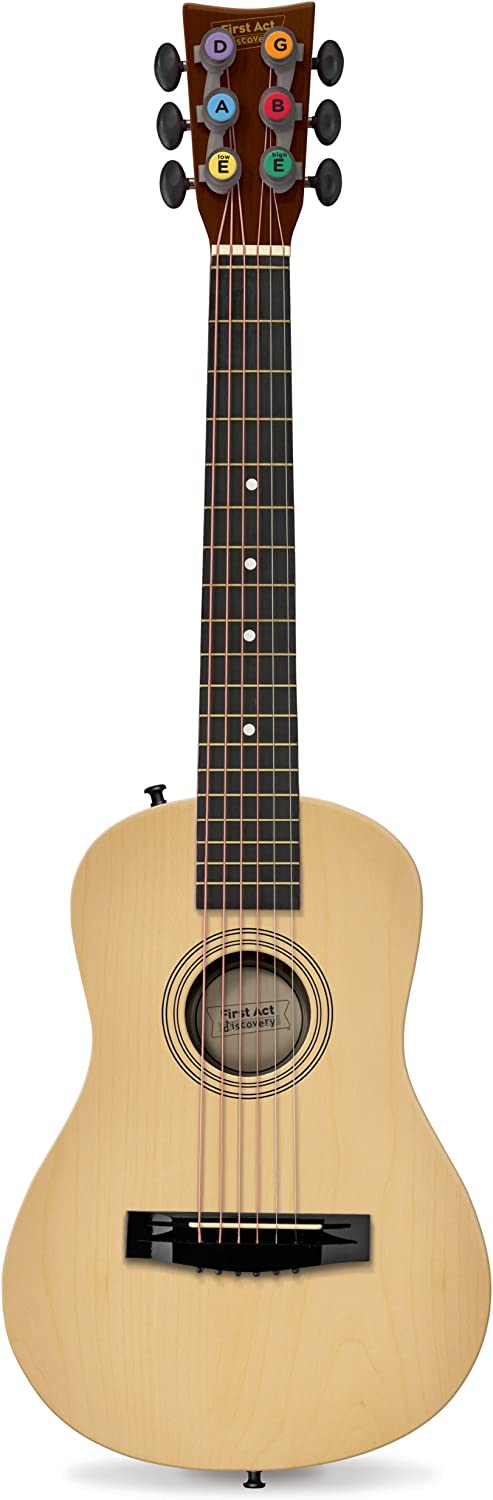 Top 10 Best First Act Acoustic & Electric Guitar Reviews in 2020 7