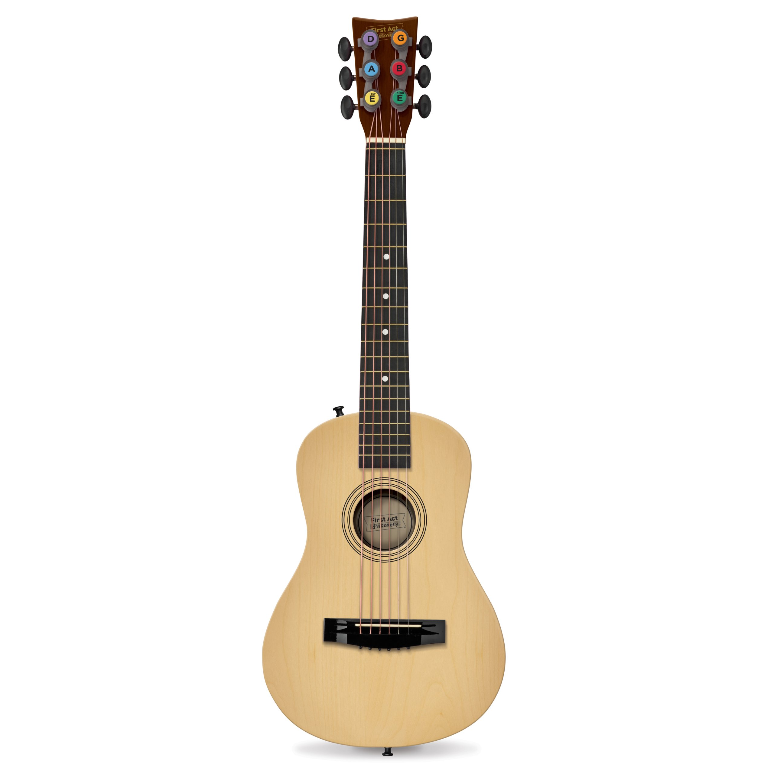 First Act Natural Acoustic Guitar (FG1106) by First Act