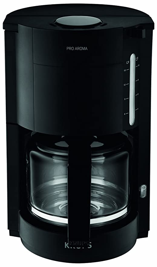 Amazon.com: Krups f30908 Espresso machine 1.25L Negro Coffee ...