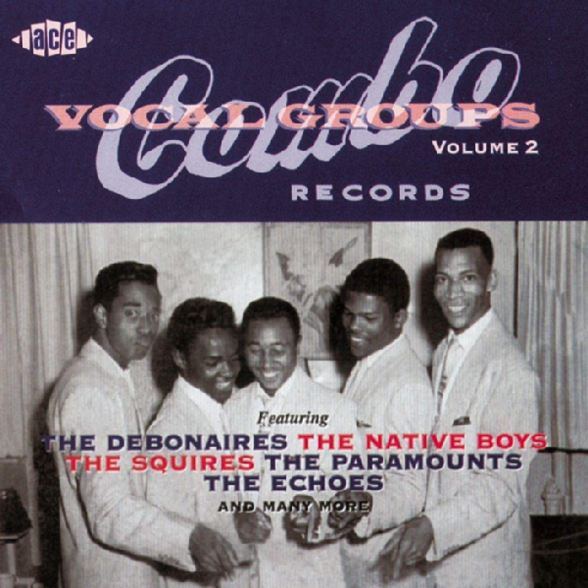 Latest item Combo Fresno Mall Records Vocal Groups Volume 2