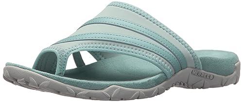 3999879dd8da Merrell Women s Terran Ari Wrap Sport Sandal Aquifer 5 B(M) US ...