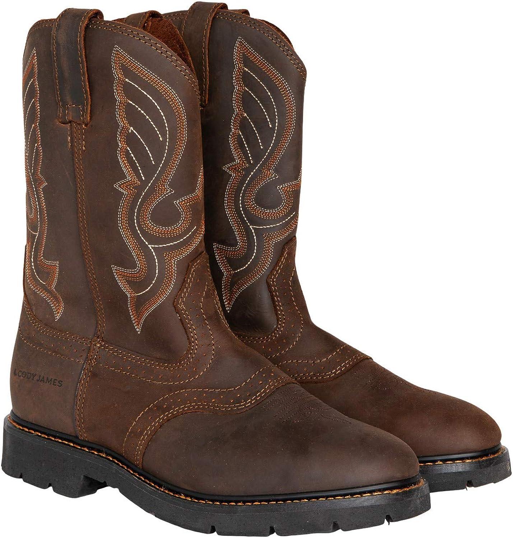 Cody James Men's Western Pull On