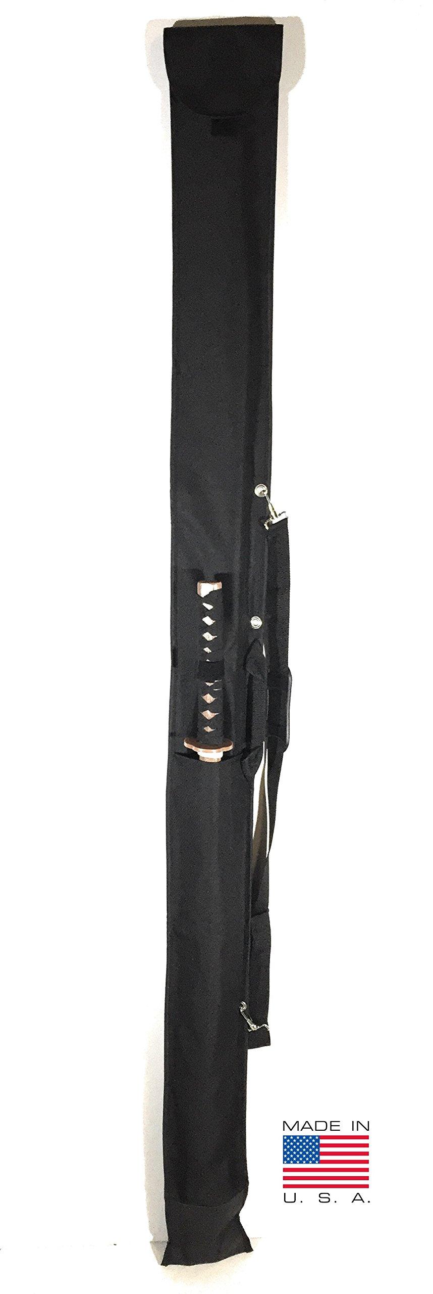 Bobags XL Martial Arts 72'' (6 Foot) Bo Staff/Sword / Long Weapons Bag