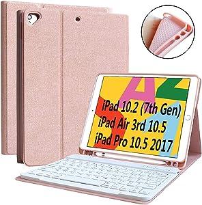iPad 7th Generation Case Keyboard 10.2