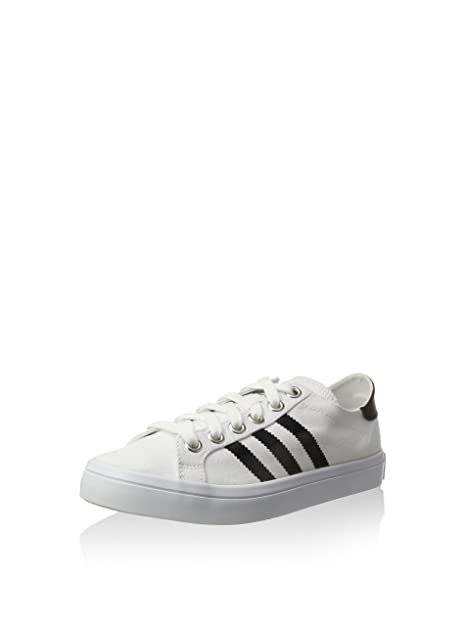 the latest e48a0 afea6 adidas Sneaker Alta Courtvantage Bianco EU 38 2 3 (UK 5.5)