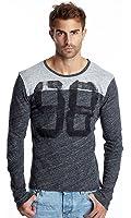 Japan Rags Nuve - T-shirt - Manches longues - Homme