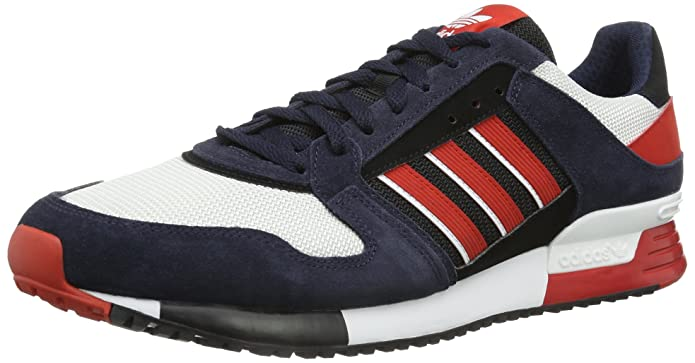 low priced d29d3 b7566 adidas Originals Mens ZX 630 Trainers D67741 Legend Ink Collegiate Red Black  4 UK, 36.5 EU  Amazon.co.uk  Shoes   Bags