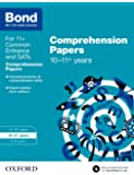 Bond 11+: English Comprehension Papers: 10-11+ years