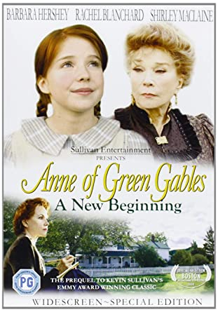 Anne Of Green Gables: A New Beginning DVD by Barbara Hershey ...