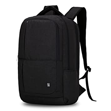 Amazon.com: Oiwas Nylon Business Backpack with Large Full Separate ...