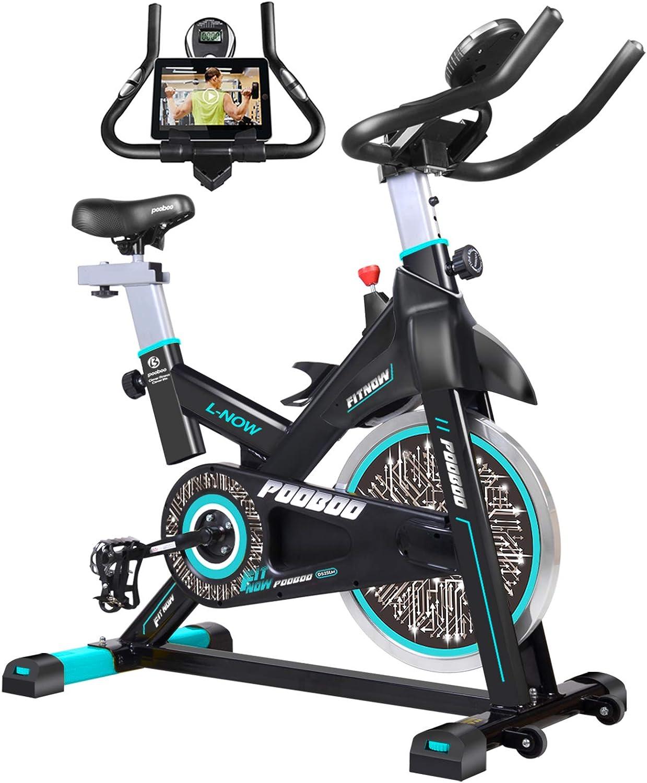 pooboo Indoor Cycling Exercise Bike