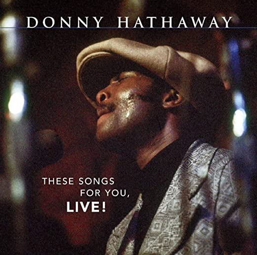 Donny Hathaway Live