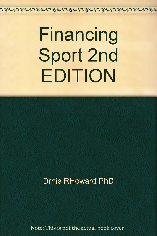 Financing Sport 2nd EDITION ebook