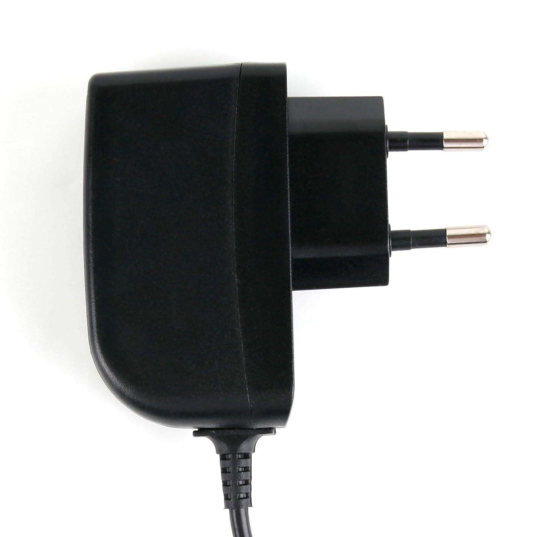 con Conexi/ón Micro USB Y Enchufe Europeo De Pared 2 Amperios Certificado por La CE Zoee S2 para Altavoz Port/átil ZoeeTree S1 DURAGADGET Cargador