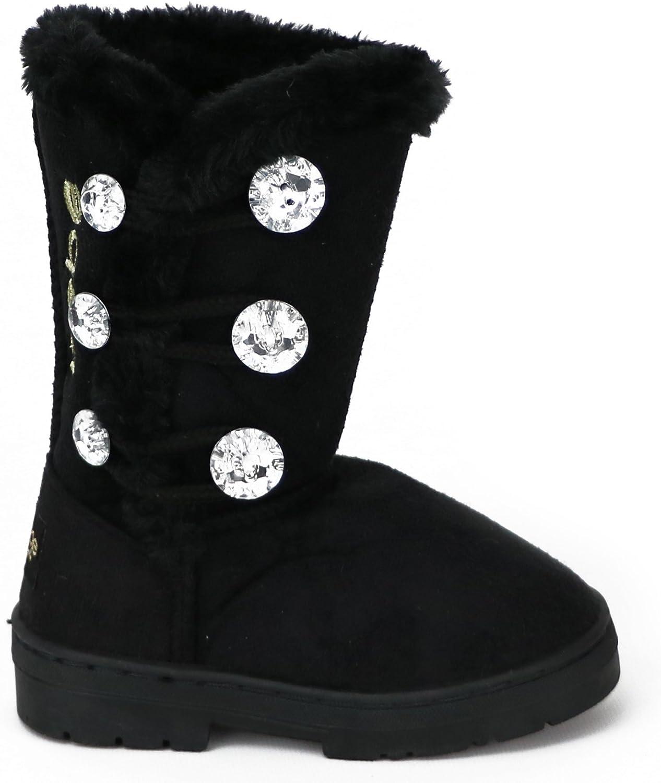 Bebe Toddler Girls Rhinestone Boot