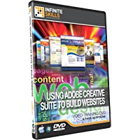 Using Adobe Creative Suite To Build Websites - Video Training - DVD