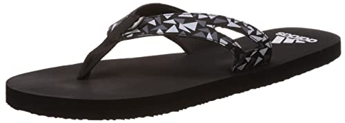 genuine shoes outlet store premium selection Buy Adidas Men's Ozor Black, White and Grey Flip-Flops and House ...